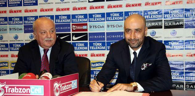 Kafkas resmen Trabzonspor'da