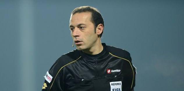 Sivasspor maçını Çakır yönetecek