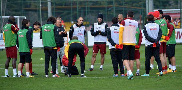 Galatasaray'da Bursaspor hazırlıkları!