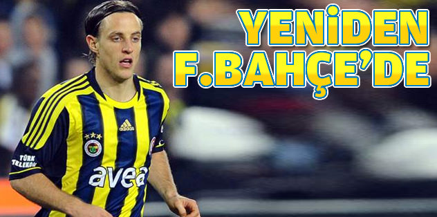 Ziegler yeniden Fenerbahçe'de