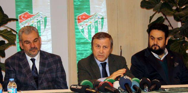 Bursaspor'dan Gaziantepspor'a cevap: