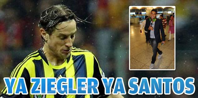 Sol beke 2 aday: Ziegler&Santos