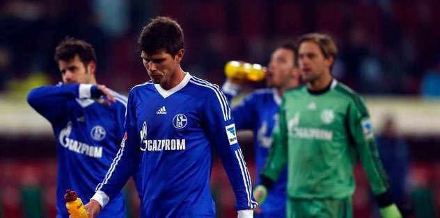 Schalke turun mutlak favorisi