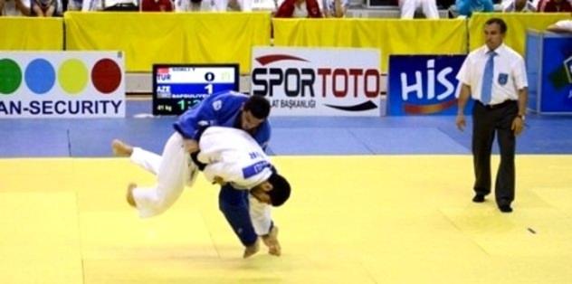 Judoya 6 sporcumuz katılacak