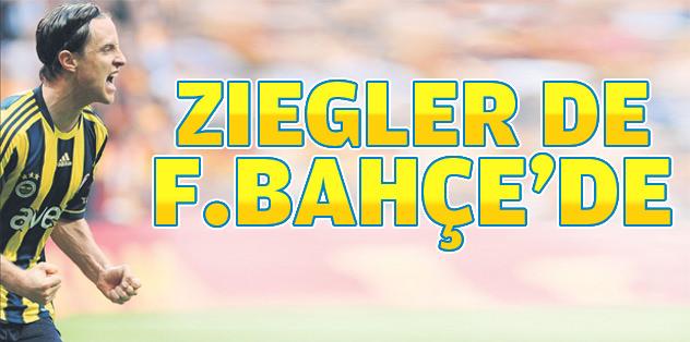 Ziegler de Fenerbahçe'de