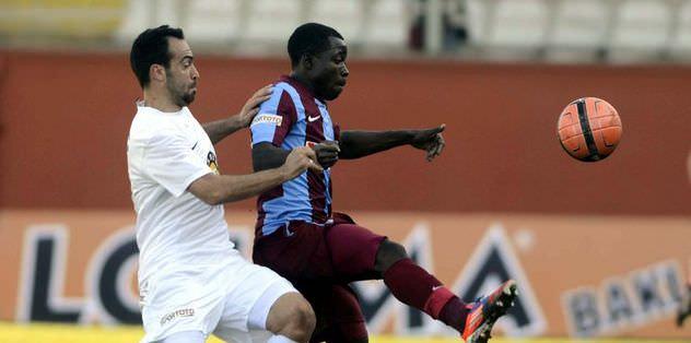 1461 Trabzon: 0 - Kayseri Erciyesspor: 1