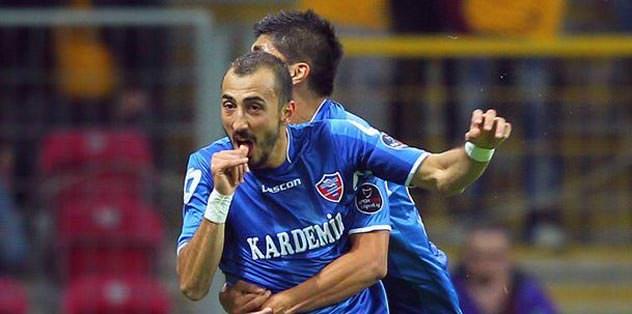 Ahmet'in coşkusu