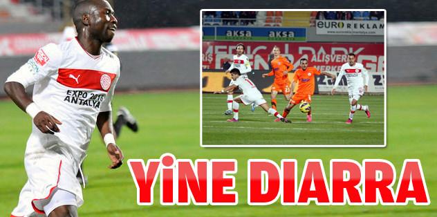 Antalya İBB'yi tek golle yıktı!