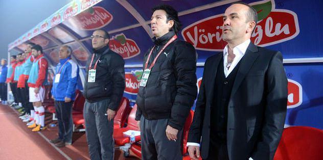Mehmet Özdilek: Kritik bir maç kazandık