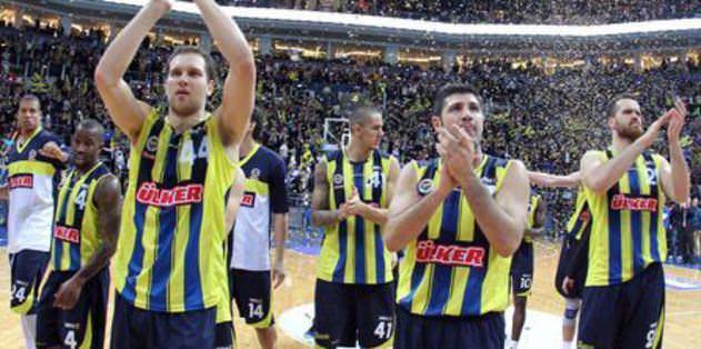 Fenerbahçe Ülker deplasmanda galip!