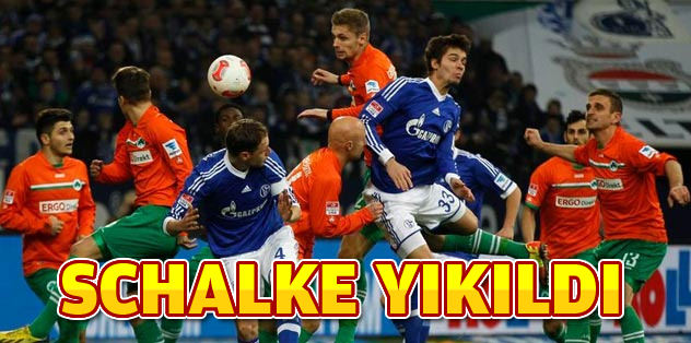 Schalke yıkıldı