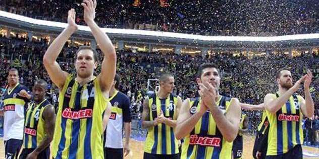 F.Bahçe Ankara'dan şen döndü: 92-74