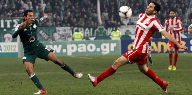 Olympiakos'u da yendiler