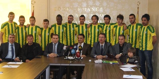 Şanlıurfaspor'dan rekor transfer
