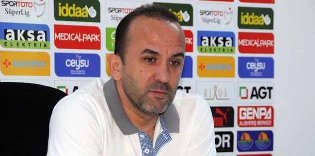 Mehmet Özdilek: Galatasaray maçını kazanacağız