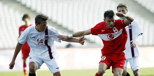 Türkiye: 2 - Norveç: 0