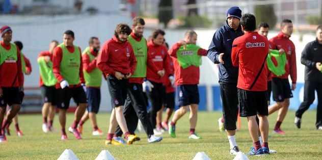 Trabzonspor'da Sivas hazırlıkları