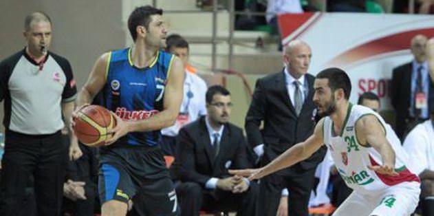 Fenerbahçe Ülker yarı finale kaldı