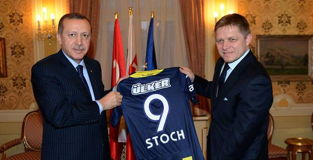 Stoch bizim güzel elçimiz