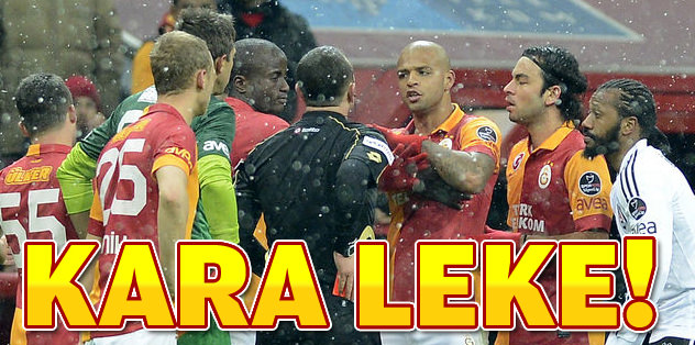 Galatasaray'dan karara sert tepki!