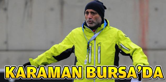 Karaman Bursa'da