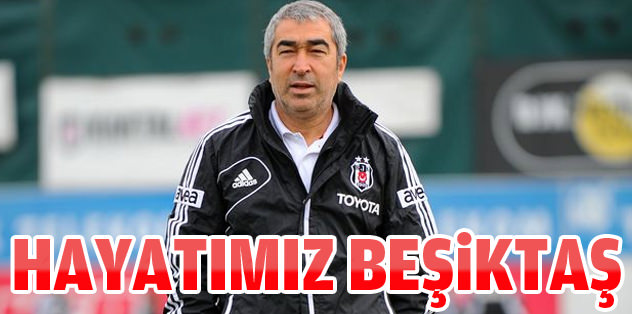 Hayatımız Beşiktaş