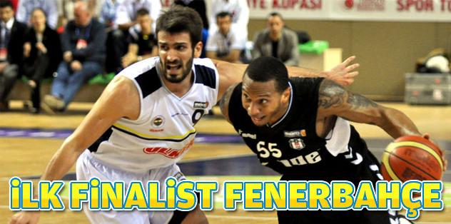 Fenerbahçe Ülker finalde