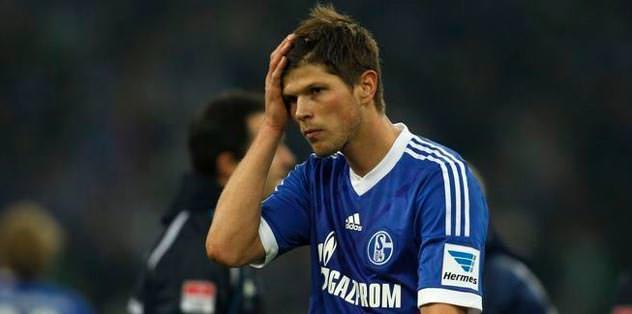 Schalke'ye bir darbe daha
