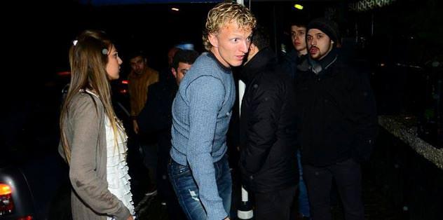 Kuyt: Sneijder ile görüşemedik