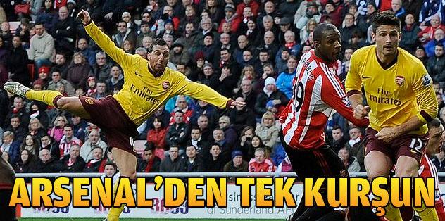 Arsenal Cazorla ile güldü!