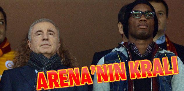 Arena'nın kralı