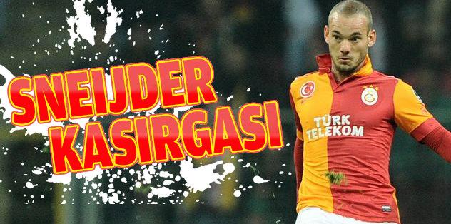Sneijder kasırgası