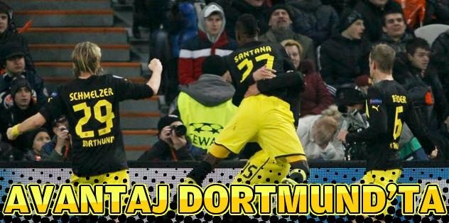 Avantaj Dortmund'ta