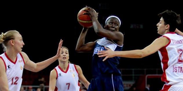 Kadın basketbolda büyük fark: 84-39