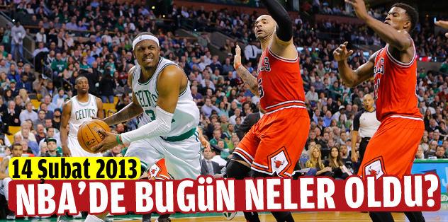 NBA'de bugün neler oldu? (14 Şubat 2013)