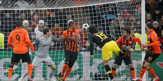 Donetsk'te düello: 2-2