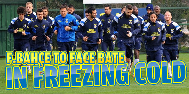 Canaries face BATE Borisov and freezing cold in Europa League