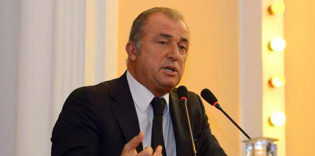 Fatih Terim, Divan Kurulu toplantısında konuştu