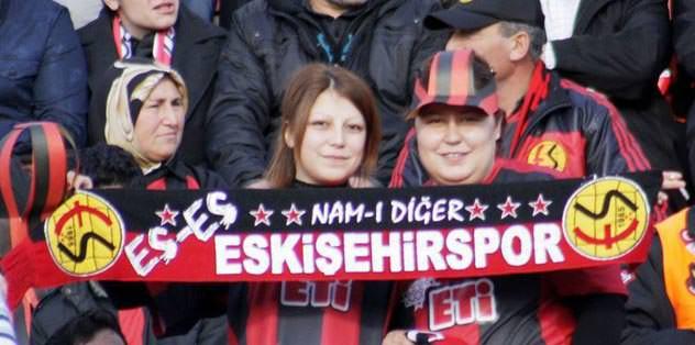 Eskişehirspor'da biletler 10 lira