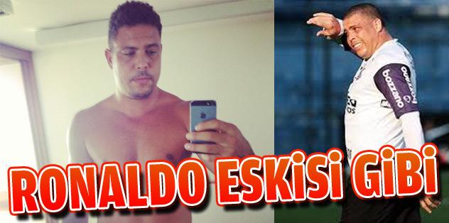 'Gerçek' Ronaldo eskisi gibi...