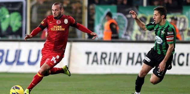 Sneijder: Güven tazeledik