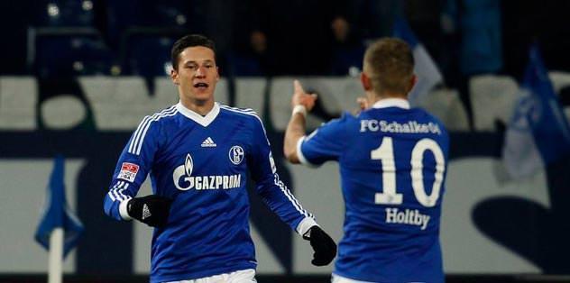 Schalke 04'te Draxler sürprizi
