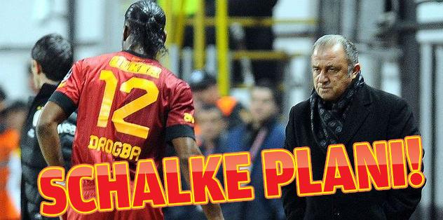 Schalke rotasyonu