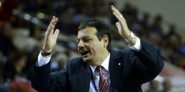 Ergin Ataman destek istedi