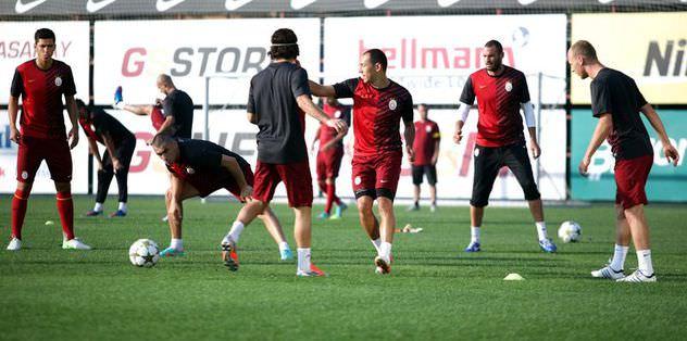 Galatasaray Almanya'ya açılıyor