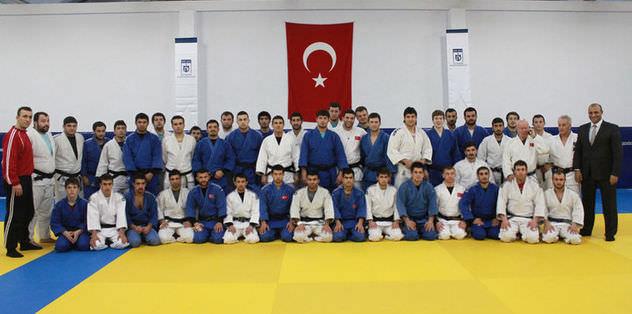 Judo'da Avrupa mesaisi başlıyor