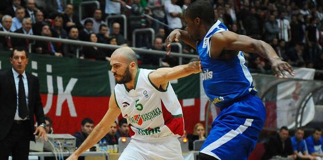 Pınar Karşıyaka çeyrek finalde