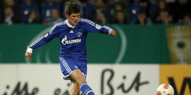 Huntelaar Schalke'yi sevindirdi
