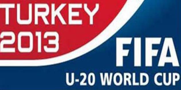 FIFFIFA 20 Yaş Altı Dünya Kupası tanıtımı