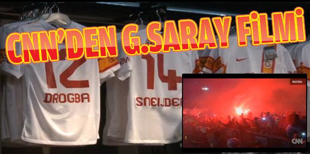CNN'den Galatasaray filmi!